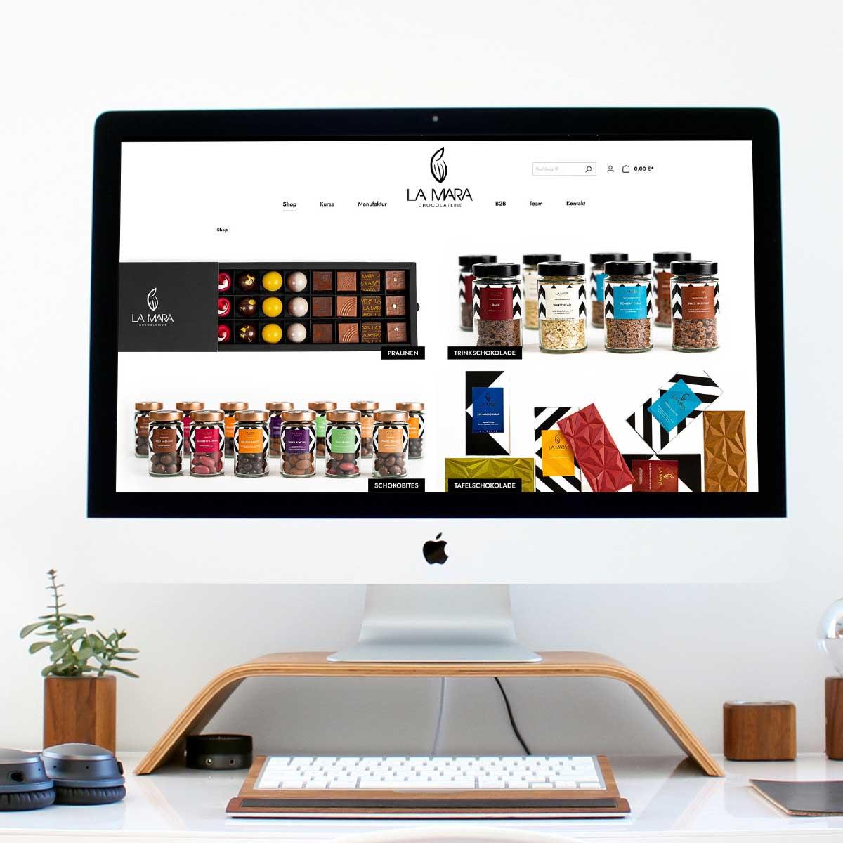 mr. pixel KG | LaMara_Produktkategorien